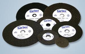 Resin Wheels: Cut-Off & Reinforced Cut-Off